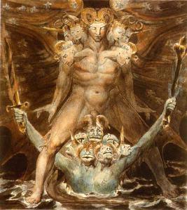 Beast de William Blake