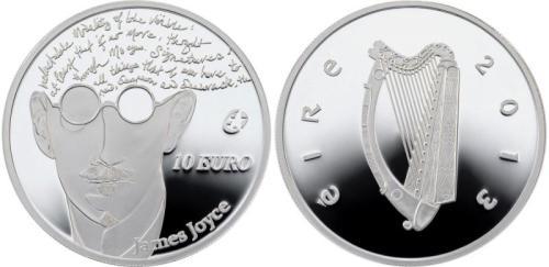 Joyce monedas