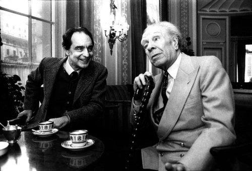 Calvino y Borges