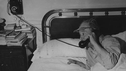 Julio Camba (1884 - 1962) pasó sus últimos trece años viviendo alojado en una habitación del Ritz.