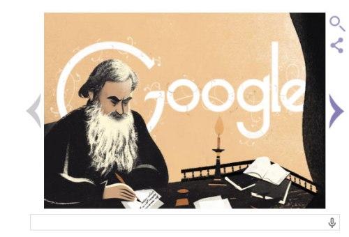 Doodle-Tolstoi